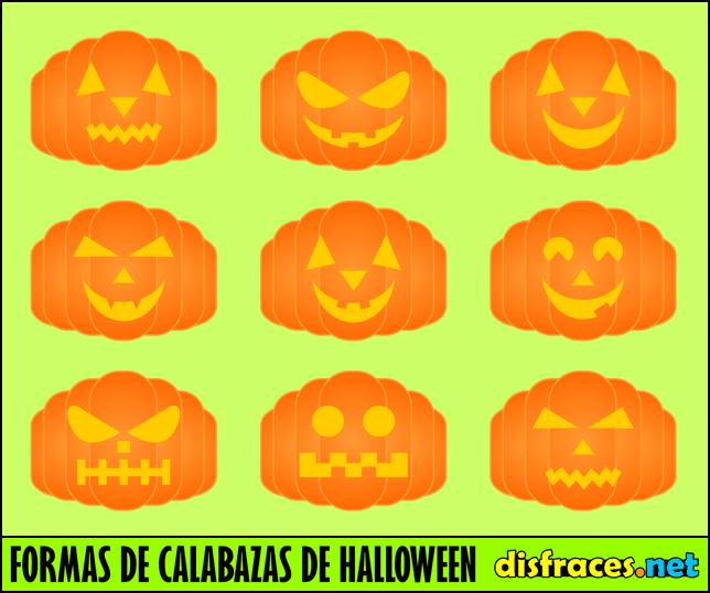 Calabazas de halloween halloween - Disenos de calabazas ...